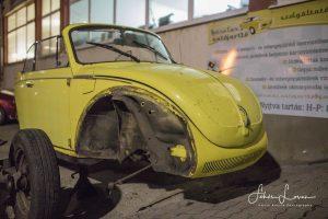 wedding car repair
